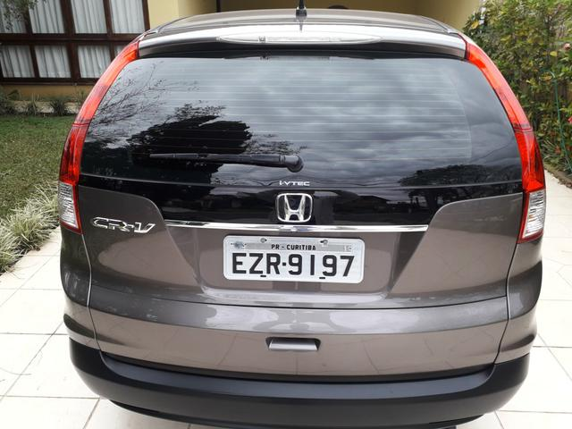 Honda CRV - 2012 - NOVA - Foto 4