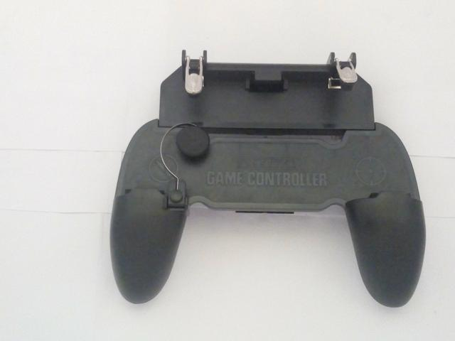 Suporte gamepad Joystick 3em 1 para Celular W11+ - Foto 3