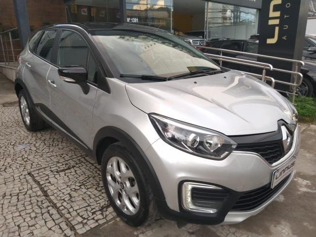 Renault captur 2018 1.6 16v sce flex zen manual