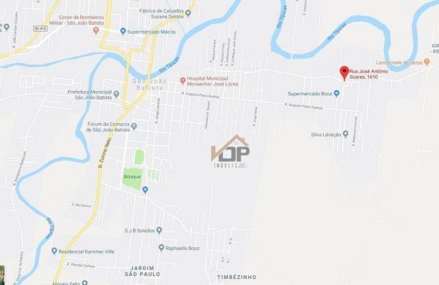 Apartamento com 2 dormitórios à venda, 57 m² por R$ 70.937 - Centro - São João Batista/SC - Foto 2