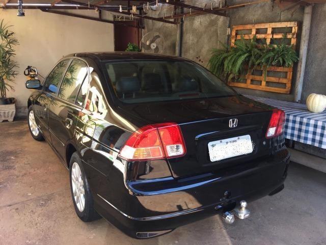 Honda Civic 2005 Automatico Completo - Foto 7