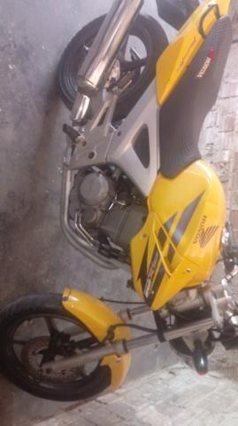 Vendo ou troco por carro moto Twist 2008 - Foto 12
