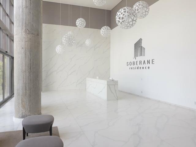 Loft 56 m2 Soberane Adrianópolis- mobiliado