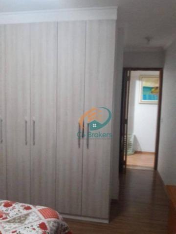 Apartamento 2 dormis 64 metros com planejados Macedo - Foto 12