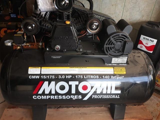 Compressor motomil 15 pcm