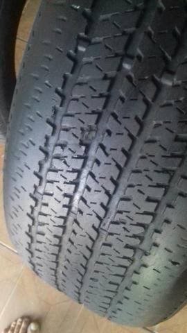 1 Pneu 18 255/60 R18 Bridgestone - Foto 6