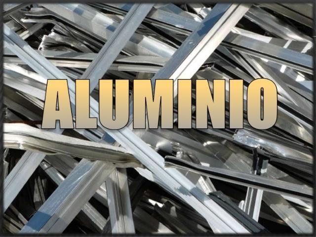 Compra sucata PVC , aluminio