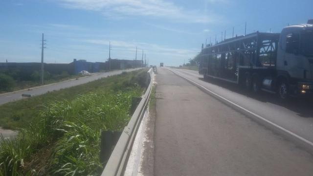 Vitória de Sto Antão=Vend. 155 mil terreno com 3.2 Hect. na BR-232 = Beira da Pista - Foto 15