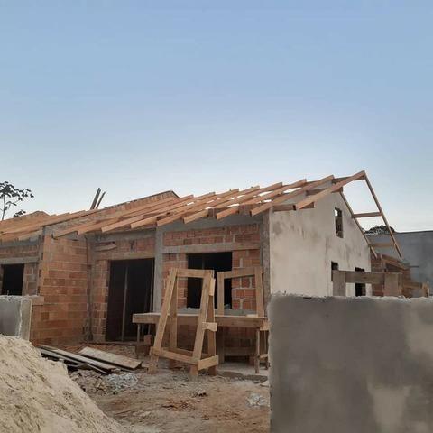 Casa nova c/ 2 quartos, próx. a Ponte Pênsil de Barra Velha, fácil entrada e financiamento - Foto 6