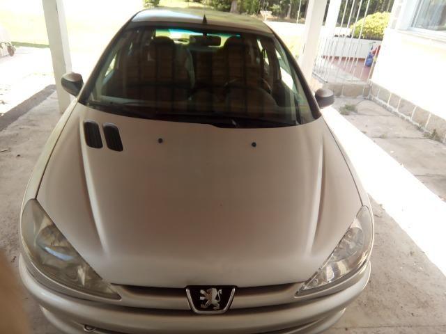 Peugeot 206 1.4 presence, 8V, gasolina, 4 portas - Foto 3