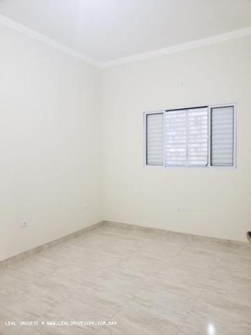 Casa para venda em presidente prudente, itacare, 3 dormitórios, 1 suíte, 1 banheiro, 4 vag - Foto 10