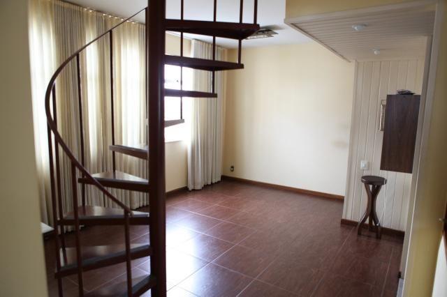 Cobertura à venda, 2 quartos, 2 vagas, grajaú - belo horizonte/mg - Foto 3