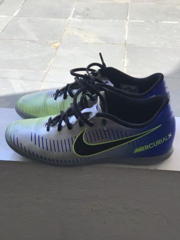 cd5b13400e9e1 Chuteira Nike futsal victory 8 (Neymar) original - Roupas e calçados ...