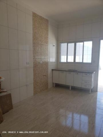 Casa para venda em presidente prudente, itacare, 3 dormitórios, 1 suíte, 1 banheiro, 4 vag - Foto 4