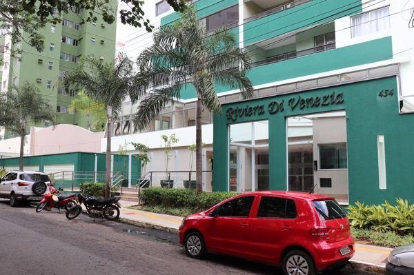 Apartamento com 3 quartos no Residencial Riviera Di Venezia - Bairro Jardim Goiás em Goiâ