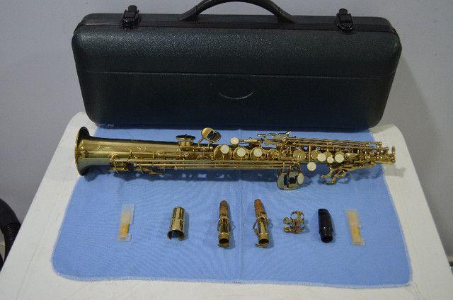 Sax Soprano Fontai Music ( Novinho )