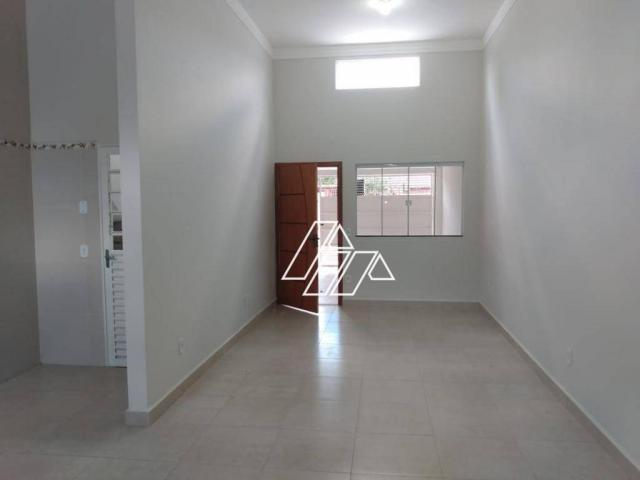 Casa com dormitórios sendo 1 suíte e área gourmet - próximo das Universidades - Foto 4
