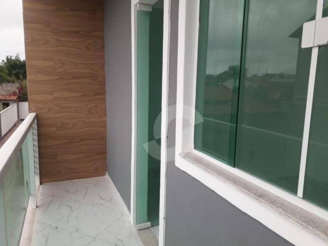 Casa com 2 dormitórios à venda, 75 m² por R$ 185.000,00 - Itaipuaçu - Maricá/RJ - Foto 15
