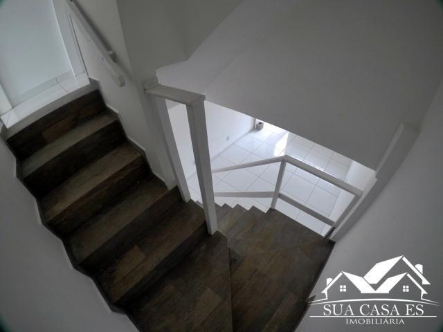 Bela Casa Triplex 2 Quartos com Enorme área externa para espaço Gourmet - Foto 6