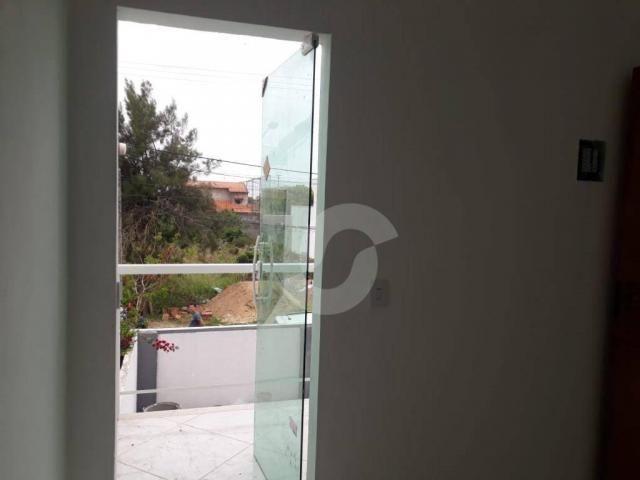 Casa com 2 dormitórios à venda, 75 m² por R$ 185.000,00 - Itaipuaçu - Maricá/RJ - Foto 14
