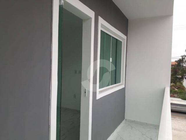 Casa com 2 dormitórios à venda, 75 m² por R$ 185.000,00 - Itaipuaçu - Maricá/RJ