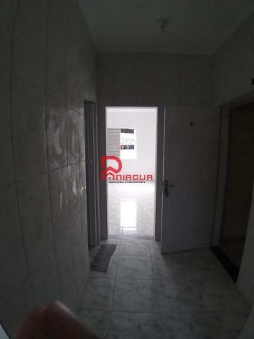 Apartamento à venda com 1 dormitórios em Boqueirão, Praia grande cod:1486 - Foto 4