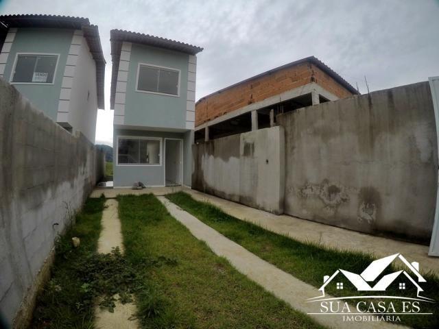 Bela Casa Triplex 2 Quartos com Enorme área externa para espaço Gourmet - Foto 12
