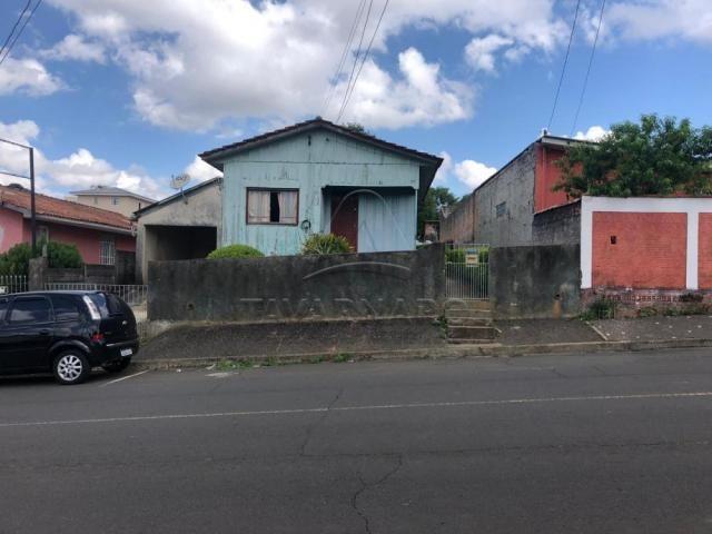 Terreno à venda em Uvaranas, Ponta grossa cod:V1365 - Foto 5