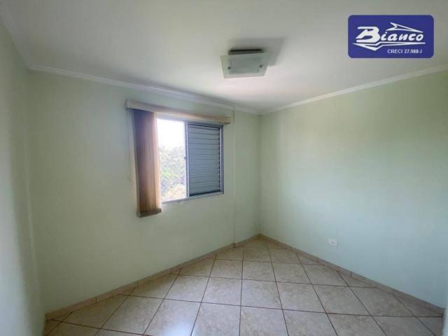 Apartamento com 2 dormitórios para alugar, 50 m² por R$ 900,00/mês - Vila Augusta - Guarul - Foto 7