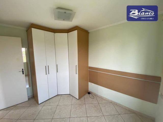 Apartamento com 2 dormitórios para alugar, 50 m² por R$ 900,00/mês - Vila Augusta - Guarul - Foto 6