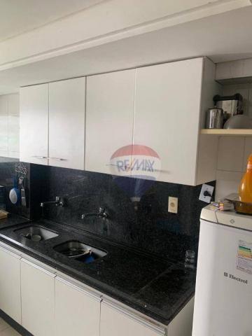 Excelente Apartamento com 4 Quartos e 3 Vagas em Casa Forte para Venda ou Locação - Foto 6