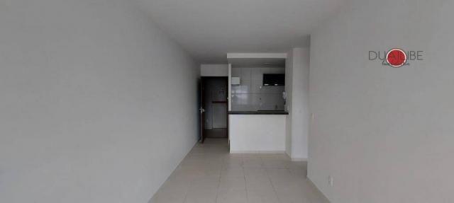 Apartamento com 1 dormitório para alugar, 46 m² por R$ 2.000,00/mês - Ponta D'areia - São  - Foto 14