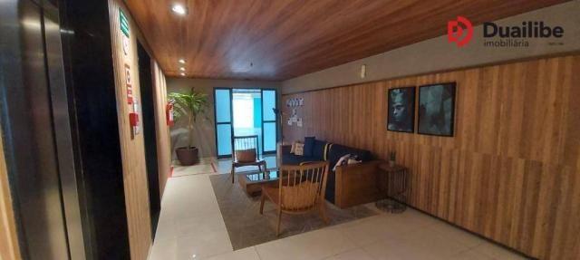 Apartamento no Studio Design Holandeses com 46,00m²- Calhau - São Luís/MA por R$ 2.200,00 - Foto 4