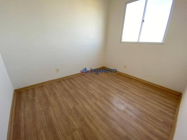 Apartamento com 2 dormitórios para alugar, 47 m² por R$ 600,00/mês - Jardim Morumbi - Lond - Foto 7