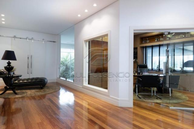 Casa à venda com 5 dormitórios em Vivendas do arvoredo, Londrina cod:V3677 - Foto 19