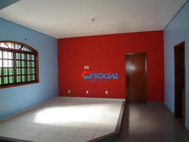 Excelente casa residencial para locação Rua Pio XII, Liberdade - Porto Velho. - Foto 7