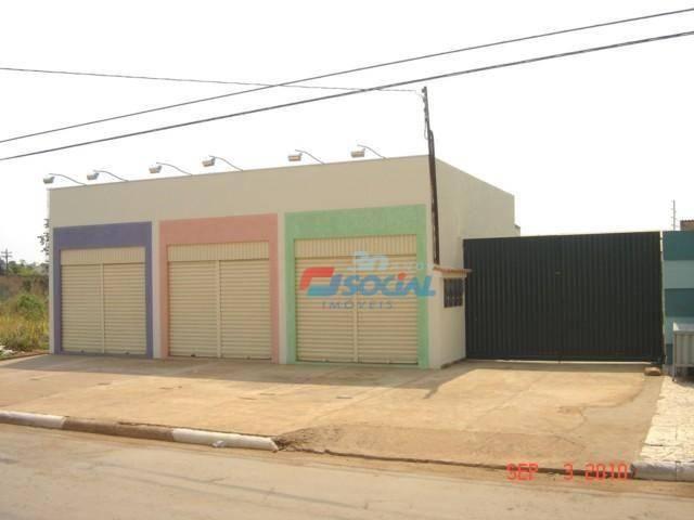 Sala comercial para Locação, Av. Guaporé, n.º 4228 - sala 03 - Igarapé, Porto Velho.