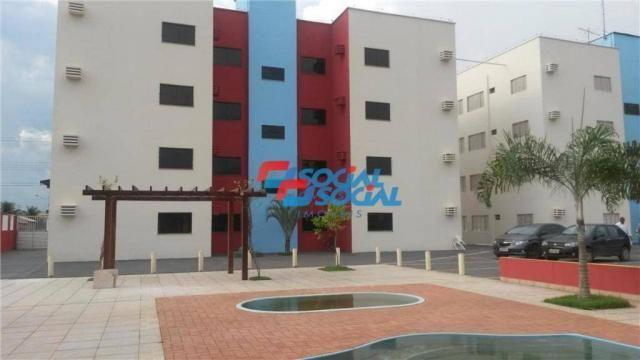 Condomínio Residencial RK com 02 dormitórios, bairro Industrial - Foto 10