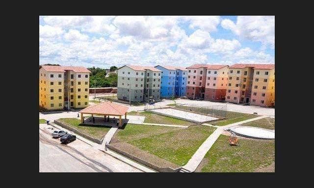 Apartamento na melhor localização da cidade de Camaçari - Foto 4