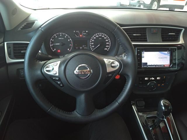 Somente hoje!!! Nissan Sentra SV 2.0 FlexStart Autom. 2019. IPVA 2020 GRÁTIS - Foto 4