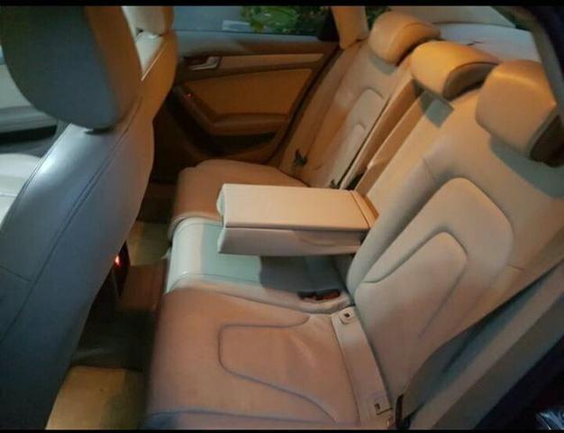 Vendo Audi A4 multitronic 2.0 tfsi bancos caramelos - Foto 8