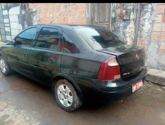Vendo carro Chevrolet ano 2005 - Foto 2