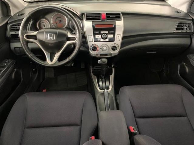 Honda City Lx 1.5 16v (flex) (aut.) - Foto 6