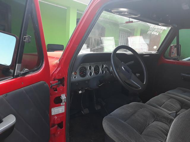 Vendo uma f 1000 vermelha - Foto 4