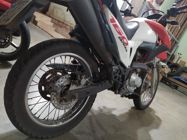 Vendo Honda Bros 160 - Foto 5