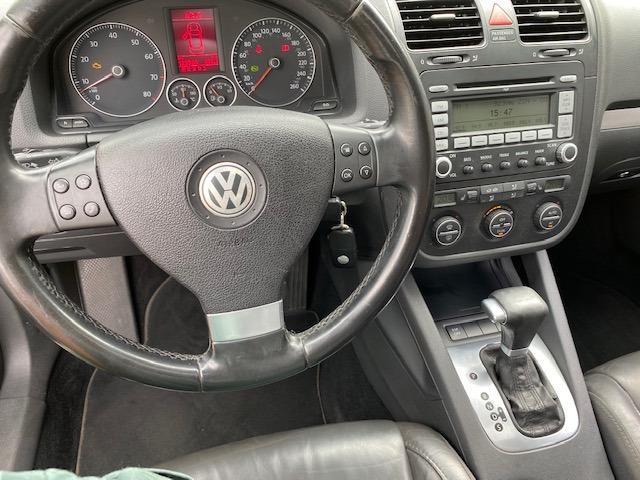 VW Jetta 2.5 automatico / Tiptronic 2008 + Teto solar - Particular - Foto 12
