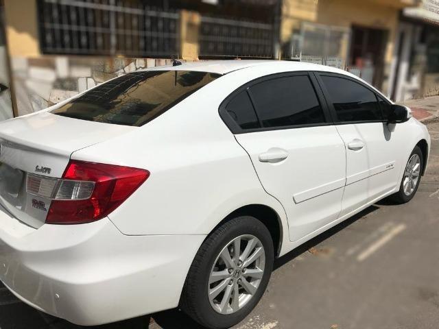 "Honda Civic LXR 2.0 ano 2014 ""Auto"" (Apenas venda) - Foto 5"