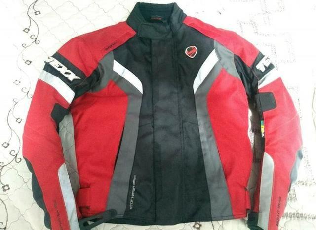 Jaqueta motociclista Texx P New Venus