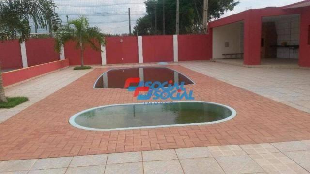 Condomínio Residencial RK com 02 dormitórios, bairro Industrial - Foto 5