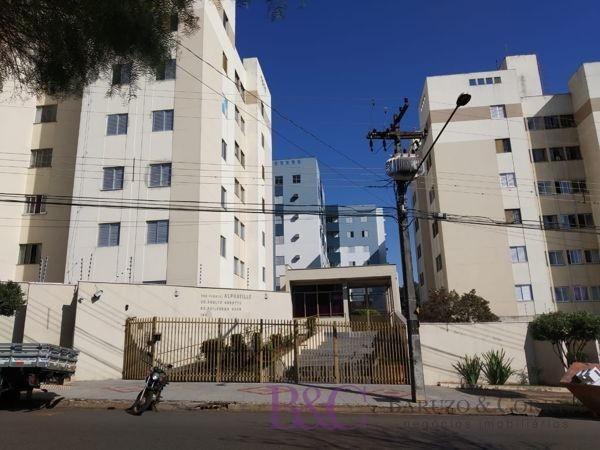 Edifício Alphaville - 3 quartos - próximo a Av. São João - Londrina - PR